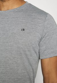 Calvin Klein Golf - HARLEM TECH 3 PACK - T-shirts basic - black/navy/silver - 7