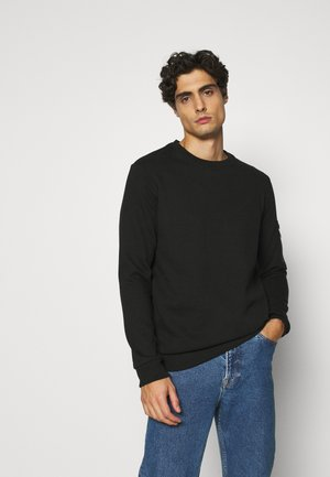 ZIP CREW - Jumper - black