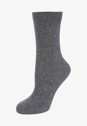 COSY  - Sports socks - light grey mel