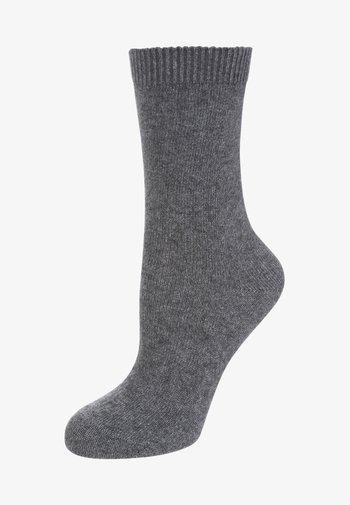 COSY WOOL - Socks - light grey mel