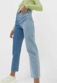 Stradivarius - Straight leg jeans - blue - 2