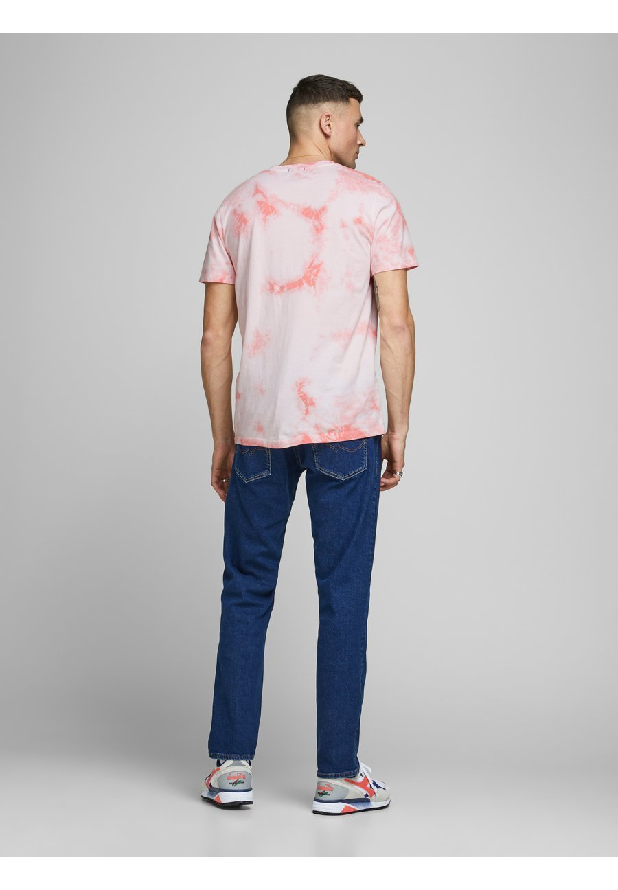 Jack & Jones JORMENACE - Print T-shirt - rosette mDkoS
