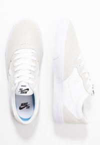 Nike SB - CHRON - Skate shoes - white - 1