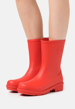 WONDERWELLY - Wellies - red