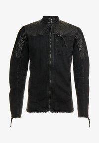 Be Edgy - OSCAR - Leichte Jacke - black used - 4