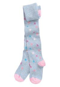 Next - MULTI 3 PACK UNICORN TIGHTS - Ponožky - pink - 3