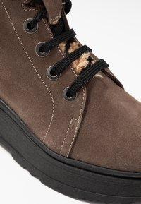 Depp - Kotníkové boty na platformě - arizona - 2
