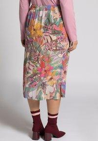 Ulla Popken - A-line skirt - multi - 1