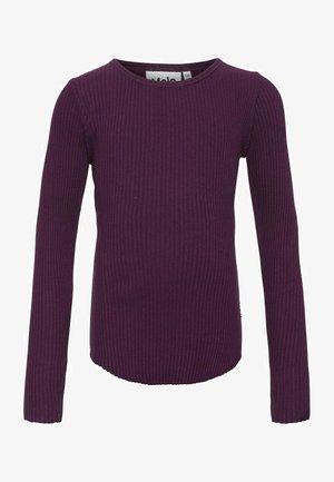 ROCHELLE - Langærmede T-shirts - noirberry