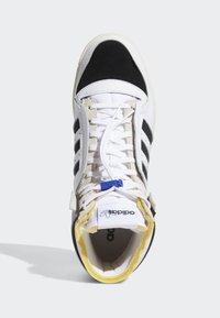 adidas Originals - TOP TEN DE - Sneakers hoog - white - 3