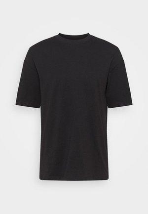 JORBRINK TEE CREW NECK - Basic T-shirt - black