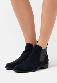 Jana - Ankle boots - navy - 0