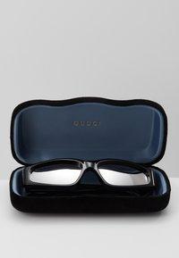 Gucci - Gafas de sol - black/silver - 3