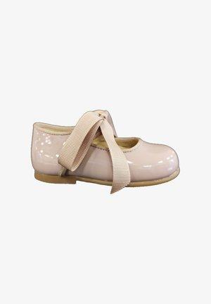MERCEDITAS LAZO - Zapatos de bebé - charol rosa