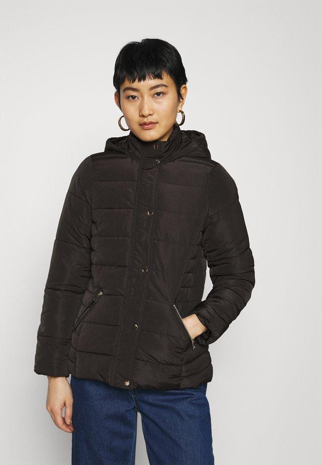 PUFFER COAT - Winter jacket - black