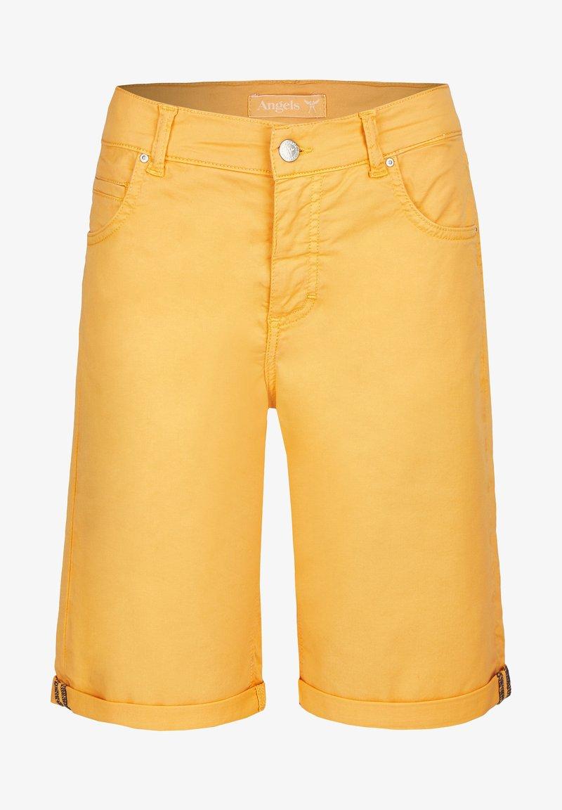 Angels - Denim shorts - orange