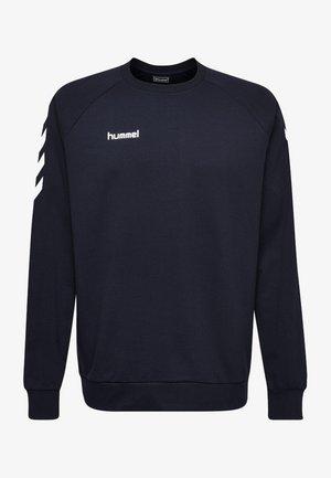 HMLGO  - Sweater - dark blue