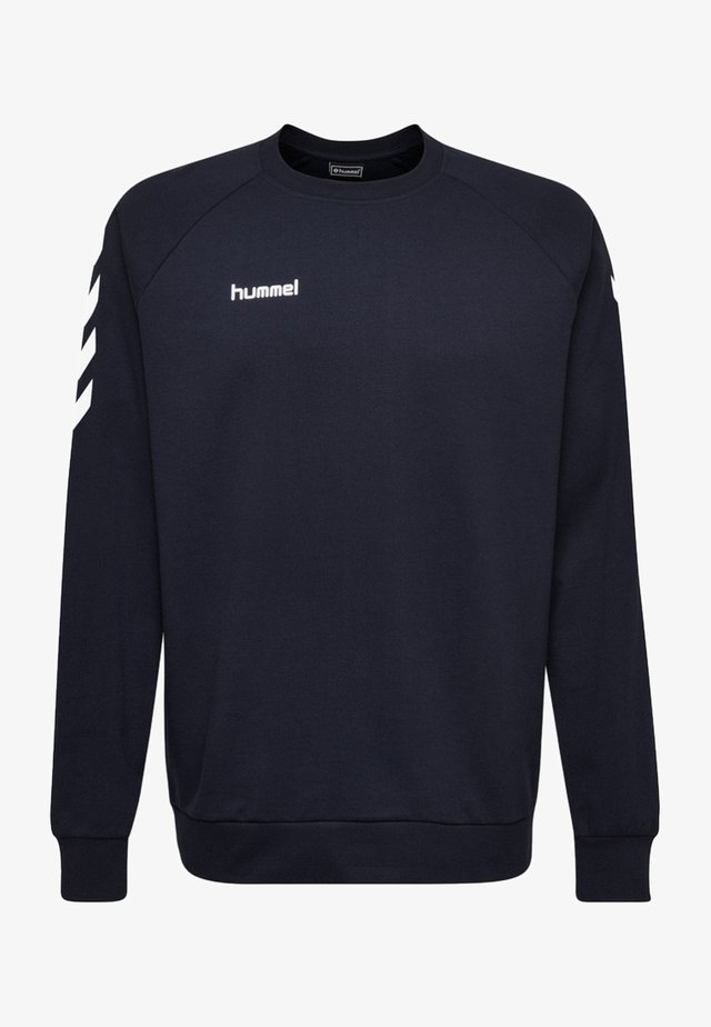 HMLGO  - Sweater - dark blue