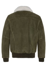 Schott - AVIATEUR  - Leather jacket - kaki - 1