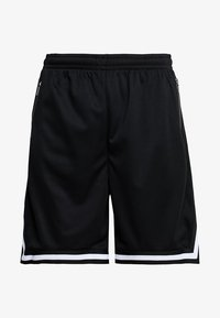 Urban Classics - PREMIUM STRIPES - Shorts - black - 3