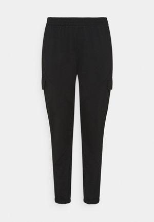 CARCLARA LIFE POCKET PANTS - Kalhoty - black