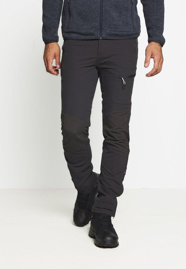 QUESTRA - Outdoorové kalhoty - ash