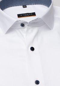 Eterna - SLIM FIT - Shirt - weiß - 5