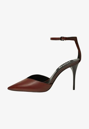 TICIA - High Heel Pumps - weinrot