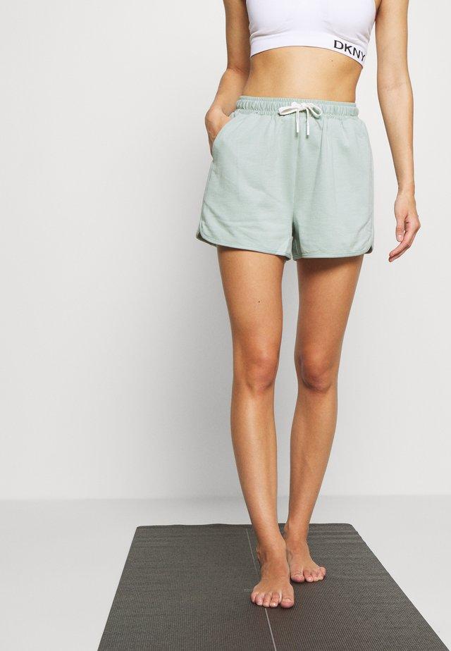 PEACE KEEPER - Sports shorts - mist