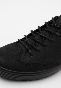 ECCO - SOFT 7 TRED - Sneakersy niskie - black - 5