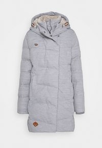 Ragwear - PAVLA - Vinterkåpe / -frakk - light grey - 5