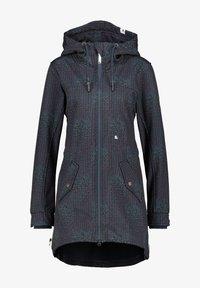 alife & kickin - Outdoor jacket - marine - 5