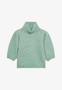 Mango - HERA - Basic T-shirt - smaragdgroen - 7