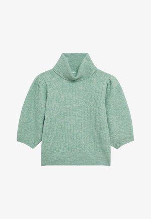 HERA - Basic T-shirt - smaragdgroen