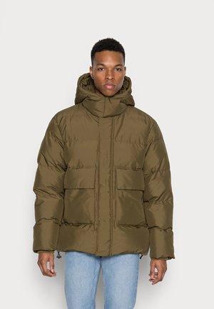 FICTOR  - Winter jacket - dark olive