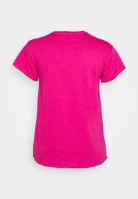 New Look Curves - LIPS TEE - Print T-shirt - pink - 1