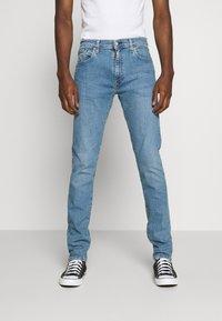 Levi's® - 512 SLIM TAPER  - Slim fit jeans - amalfi pool - 0
