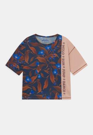 ODESSA - T-shirt imprimé - dark blue