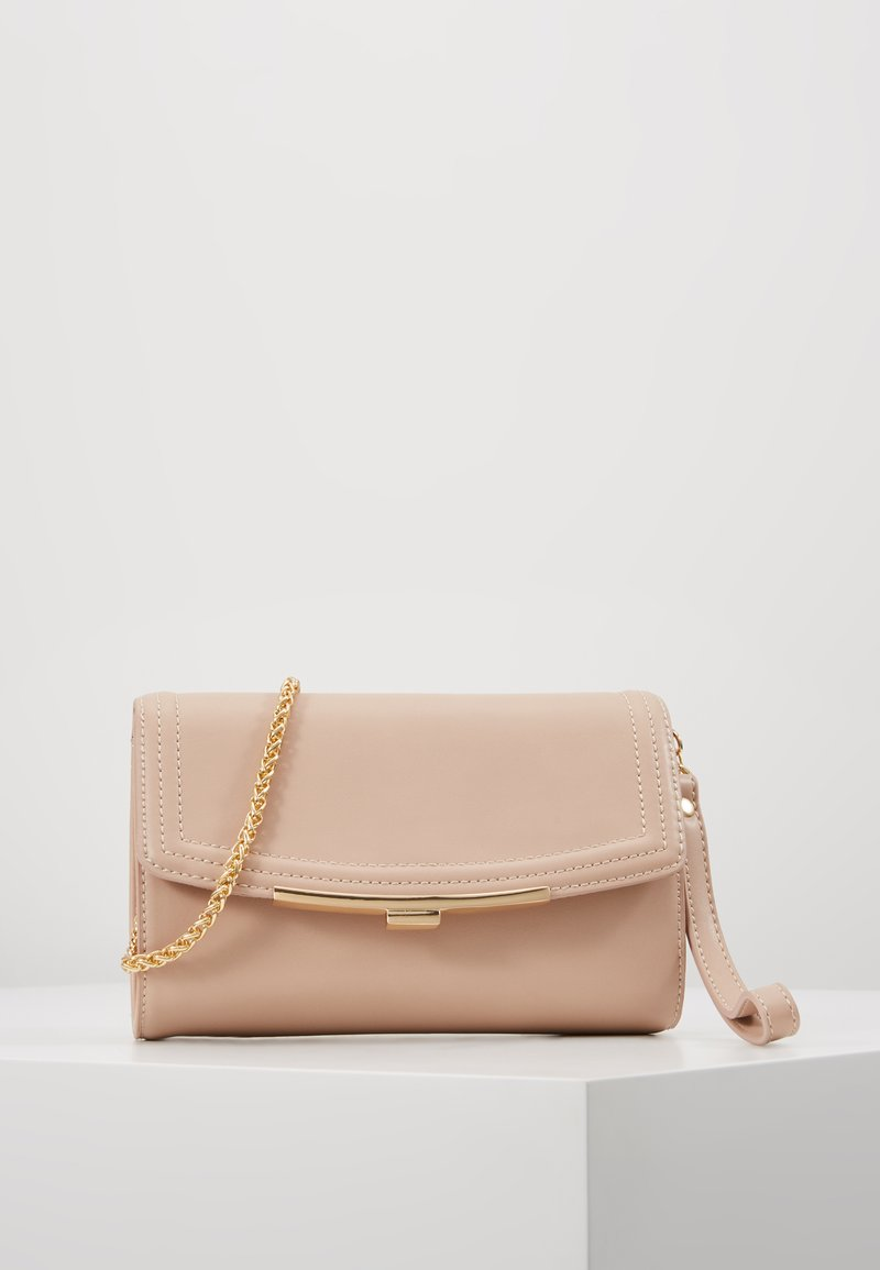 ALDO - UNELILLAN - Clutch - tan