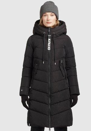 AYLEENA - Winterjas - schwarz
