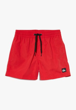 EVERYDAY VOLLEY YOUTH - Swimming shorts - fiery coral