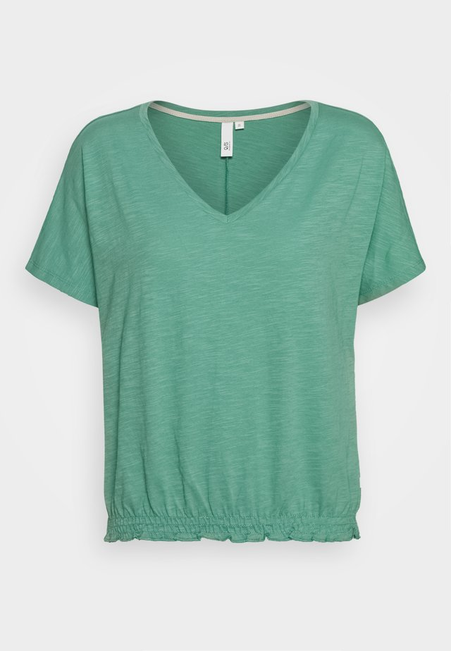 Basic T-shirt - sea green