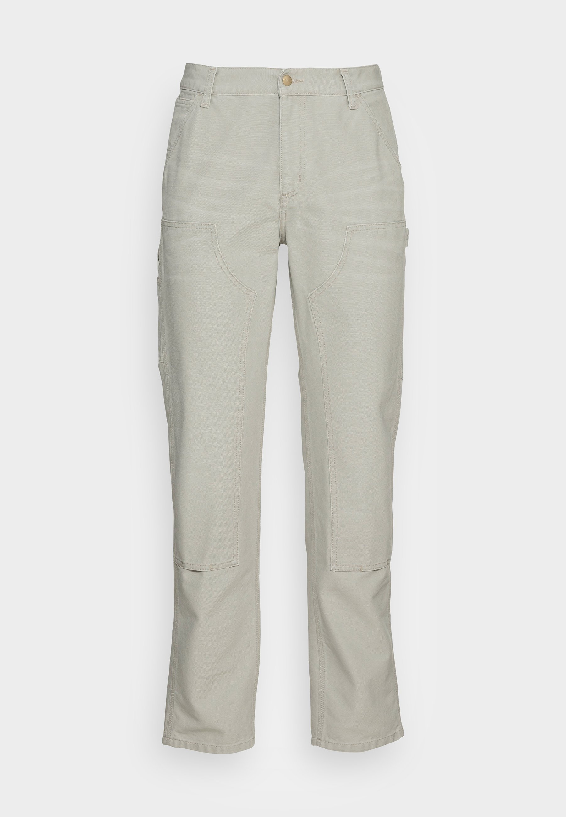Women MIGGY DOUBLE KNEE PANT - Trousers