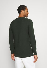 Brave Soul - TREVIS - Jumper - army green - 2