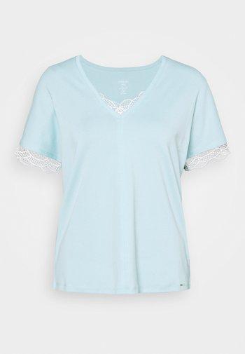 Basic T-shirt - celeste