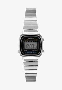 Casio - Montre à affichage digital - silver-coloured - 1