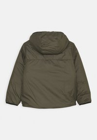 The North Face - REVERSIBLE PERRITO UNISEX - Vinterjakker - evergreen mountain - 3