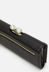 Ted Baker - TEARDROP CRYSTAL BOBBLE MATINEE - Wallet - black