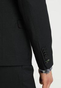 Twisted Tailor - HEMINGWAY SUIT - Suit - black - 4