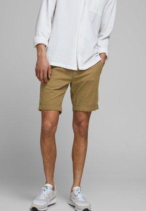 JJILINEN JJCHINO - Shorts - sand